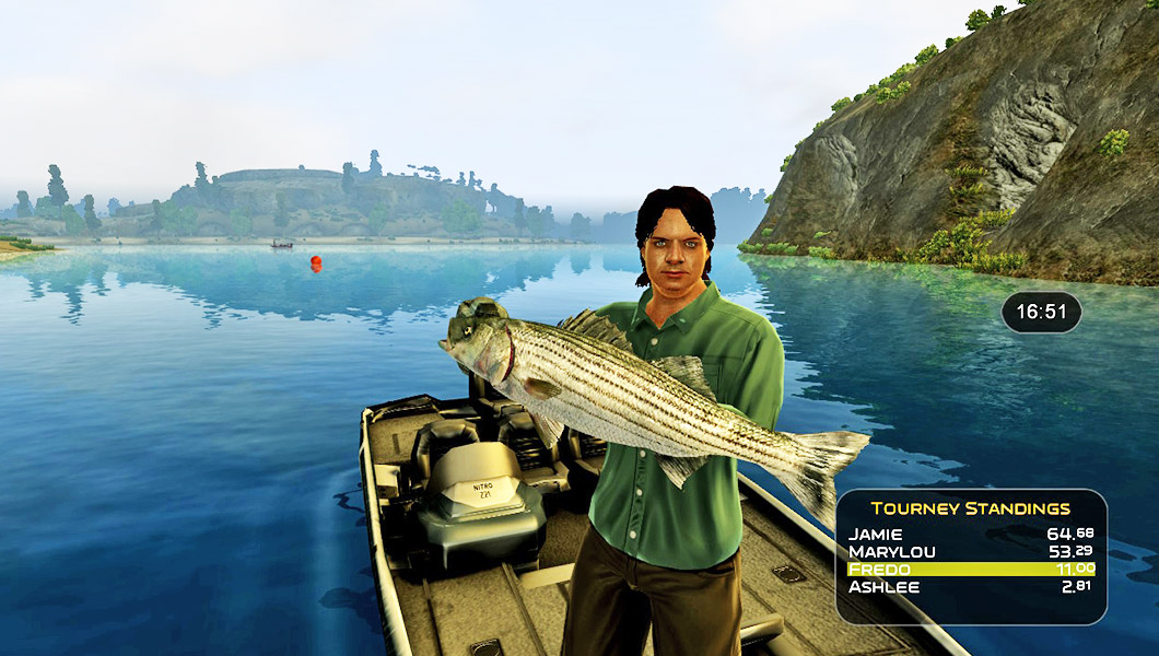 Bass Pro Shops The Strike Is A Fishing Game For The Nintendo Switch Neogaf