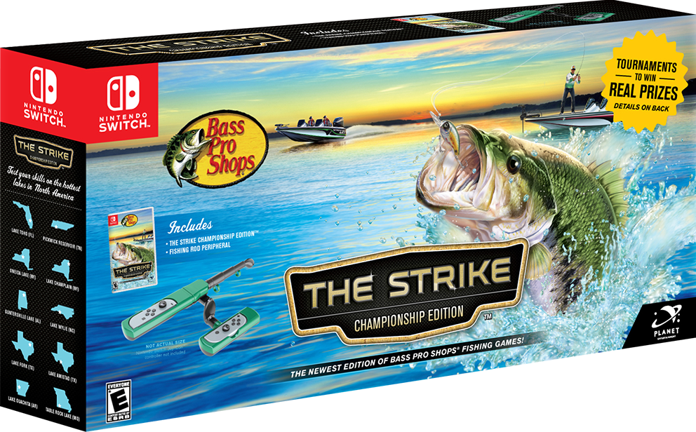 Bass Pro Shops The Strike Nintendo Switch Game